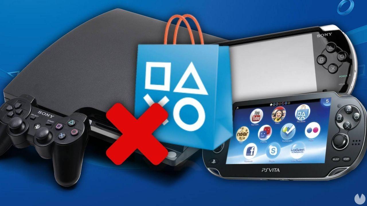 Sony cambia de opinión, ya no cerrará la tienda de PS3 y PS Vita