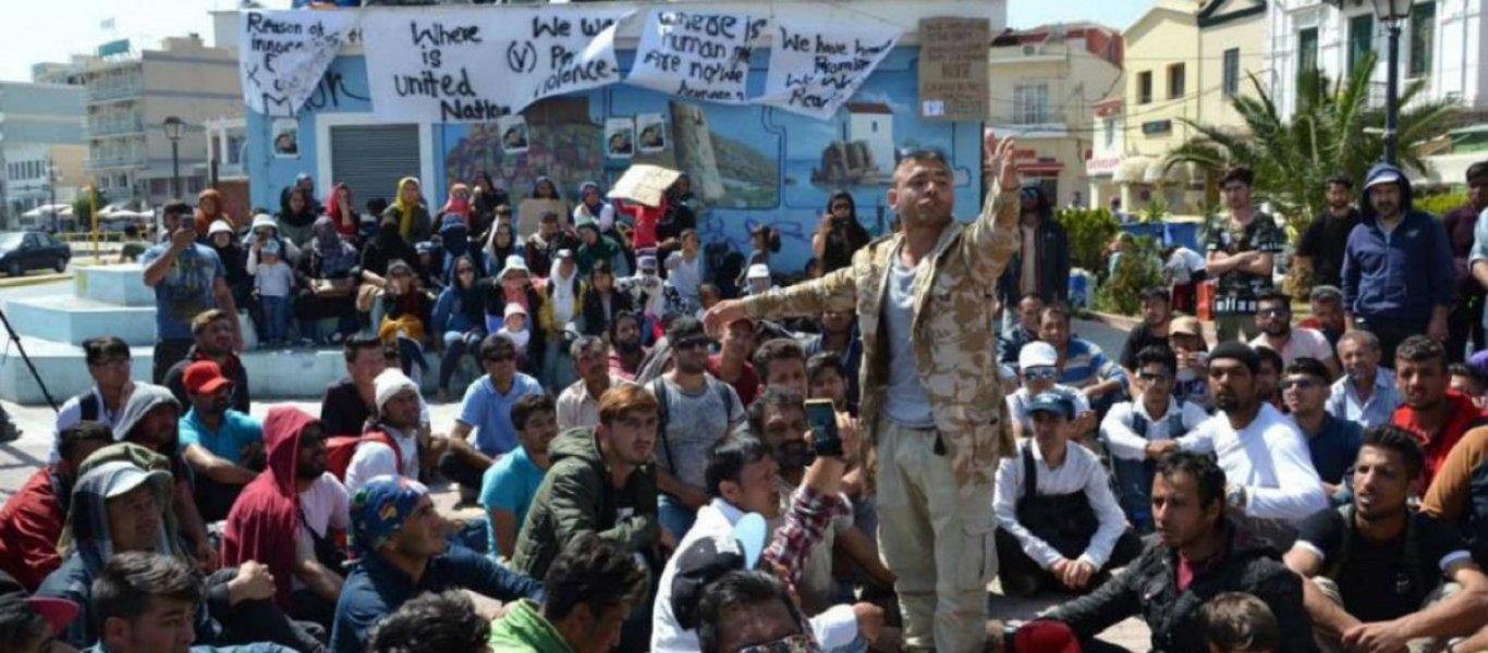 Κυβέρνηση: Σπεύδει Να Μονιμοποιήσει Τους Παράνομους Μετανάστες - Μεταφέρει Στην Ενδοχώρα Άλλους 20.000