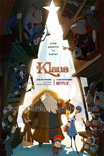 Klaus (2019) [Latino-Ingles] [1080P] [Hazroah]