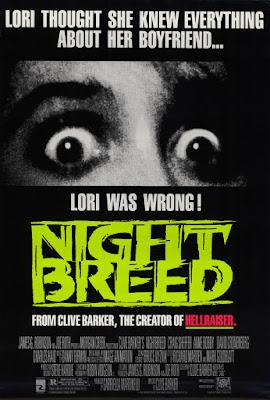 Nightbreed Poster