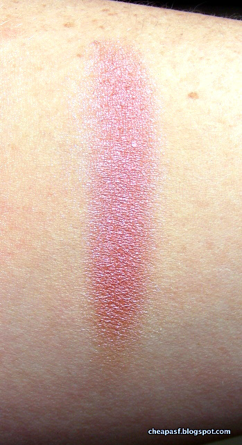 Swatch of Urban Decay Fireball