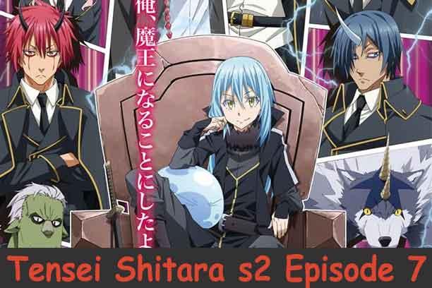 Tensei Shitara Slime Datta ken Season 2 Episode 7