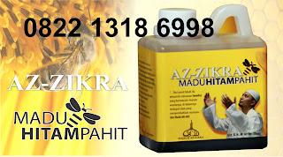 Khasiat madu pahit hitam Az Zikra bagi kesehatan tubuh dan obat