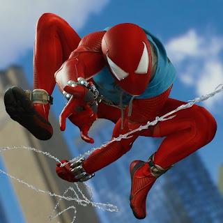 Spider-Man Wall Crawler
