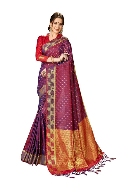 Latest Design   Silk Sarees Online