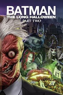 BATMAN: THE LONG HALLOWEEN PARTE 2