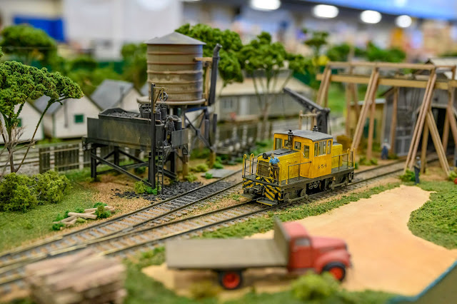 Central Railway Museum Model Train Expo