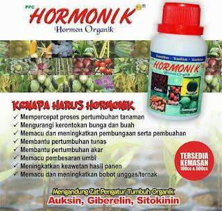 Hormonik Nasa untuk Sawit