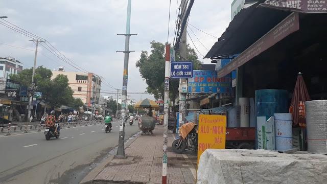 Bán nhà Hẻm xe hơi 381 Lê Văn Quới quận Bình Tân giá rẻ
