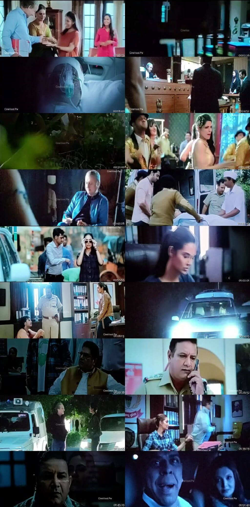 Screen Shot Of One Day: Justice Delivered 2019 300MB Pdvd Full Hindi Movie Watch Online Free Download