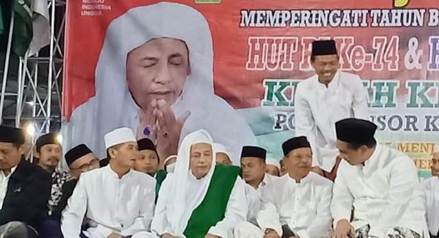 Habib Luthfi ke Banser: NKRI Harga Mati Tidak Main-main