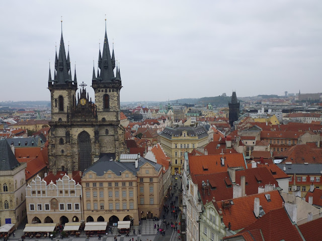 Iglesia de Nuestra Señora de Týn (Kostel Matky Boží před Týnem) (Praga)