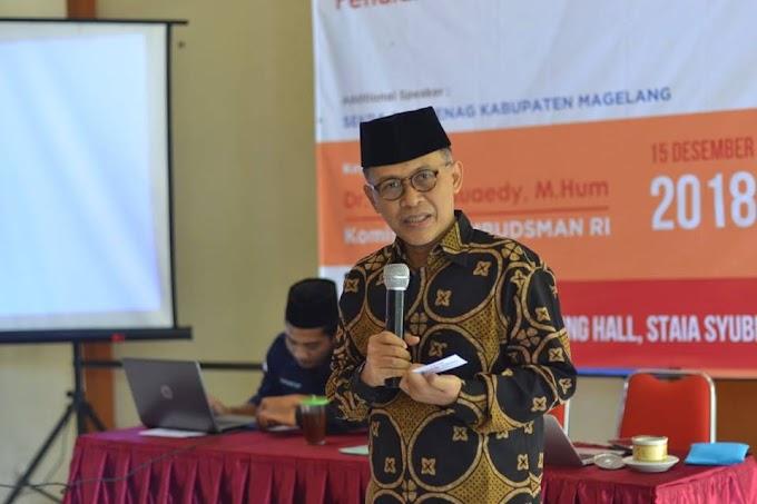 Seminar Nasional Good Governance dalam Kebijakan Pendidikan