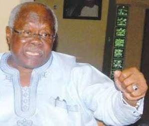 A FORMER DEPUTY NATIONAL CHAIRMAN OF (PDP) George, Oyinlola Trade Words Over Obasanjo's Coalition