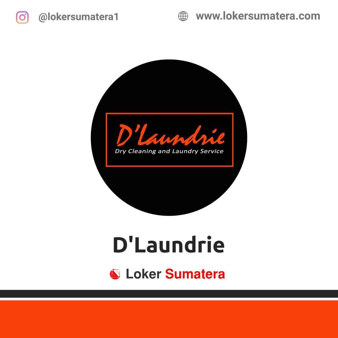 Lowongan Kerja Pekanbaru: D'Laundrie April 2021