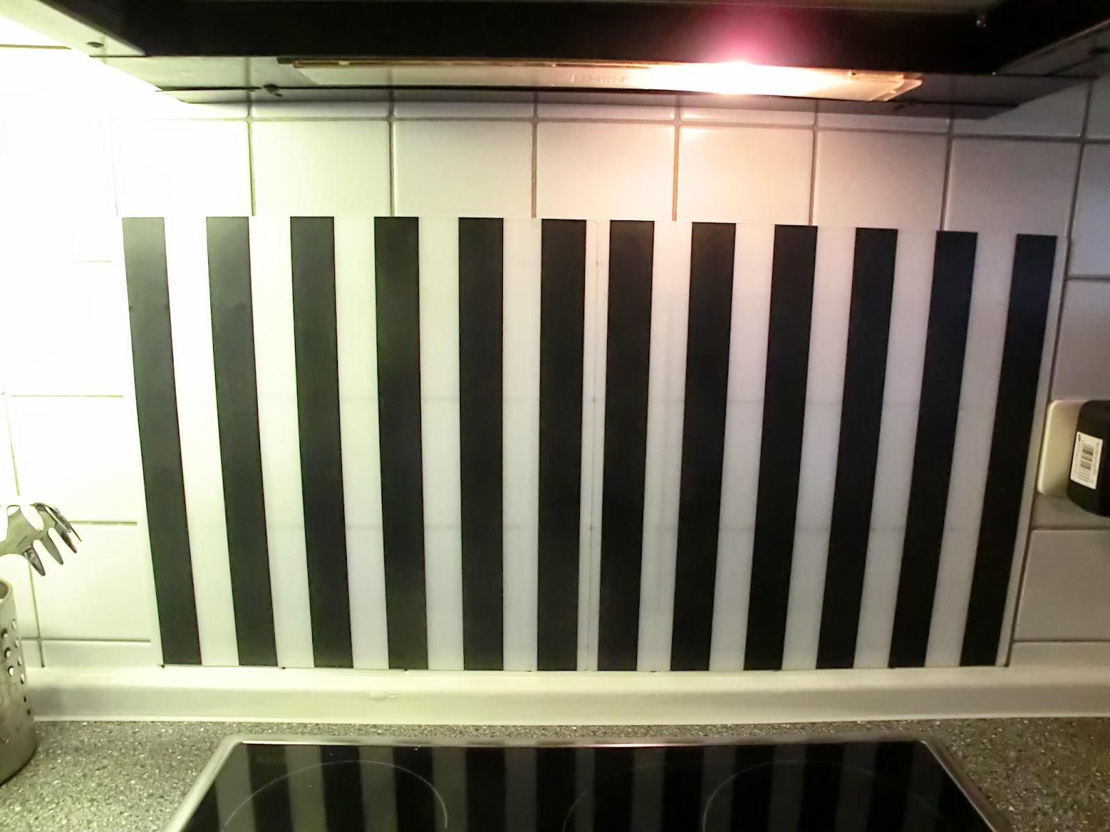 bastelirium do it yourself spritzschutz k che. Black Bedroom Furniture Sets. Home Design Ideas