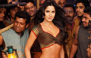 Bollywood Actress Katrina Kaif in Tamil Song