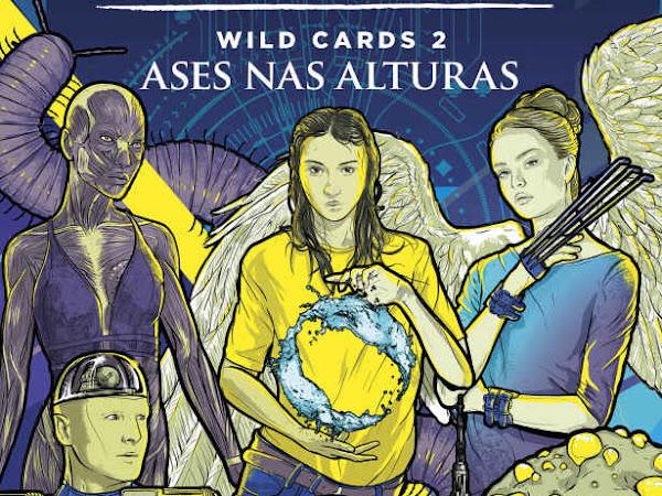 Resenha: Ases nas Alturas - Wild Cards #2 - George R. R. Martin