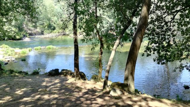 Praia Fluvial de Cavadinho