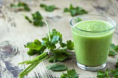 Resep jus yang sehat dan cocok untuk diet.