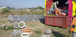 Gismesh Product Pagar BRC Besi Baja Cikarang-Bekasi-Bandung Jawa Barat