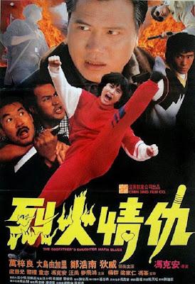 Con Gái Của Ông Trùm - The Godfathers Daughter Mafia Blues (1991)