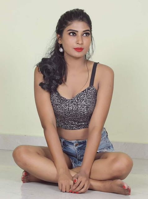 Sanjana Choudhary South Indian Actress Photos & Videos