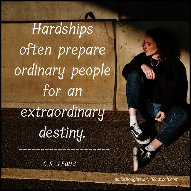 Hardship,ordinary, people,