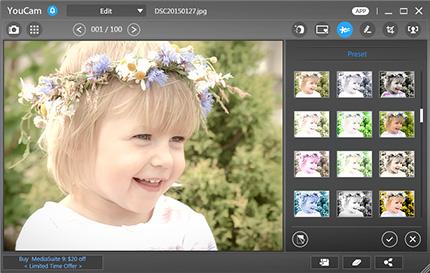 برنامج إحترافي لإدارة والإستفادة الكاملة من كاميرا جهازك 7 CyberLink YouCam Essential