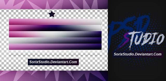 Dark Photoshop Gradients