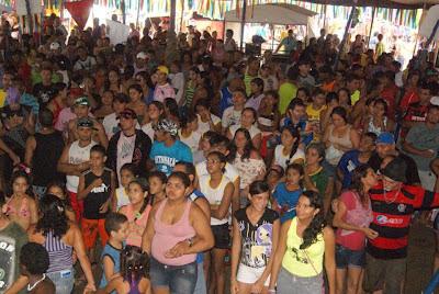 Resultado de imagem para foto do carnaval no rio dos canos carnaubais