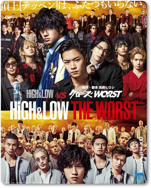 HIGH & LOW-THE WORST (2019)