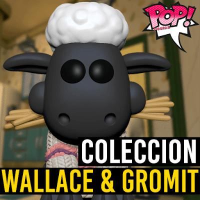 Lista de figuras Funko POP Wallace y Gromit