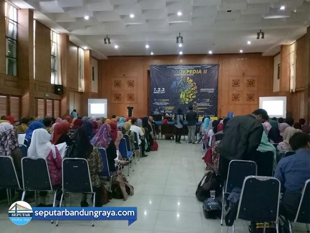 UPI Bookpedia II Usung Gerakan Literasi Sekolah (GLS)