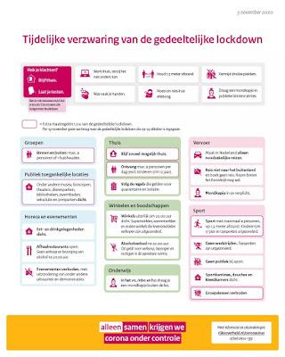 ما هي تدابير مكافحة كورونا الاضافية التي دخلت حيز التنفيذ في هولندا