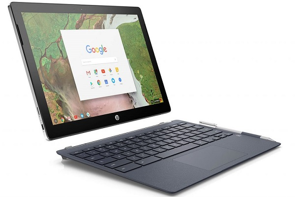 HP Chromebook x2 is the World's first Chromebook detachable