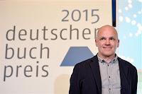 """Frank Witzel vincitore del """"Deutscher Buchpreis 2015"""""""