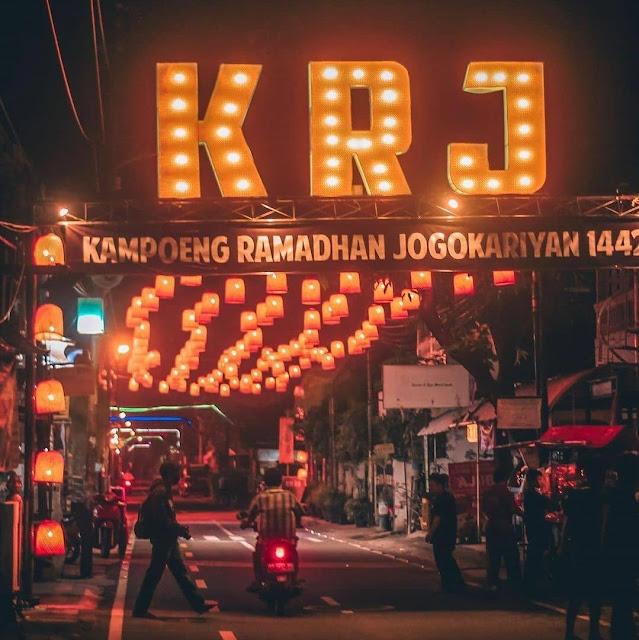 KRJ ( Kampoeng Ramdhan Jogokariyan )