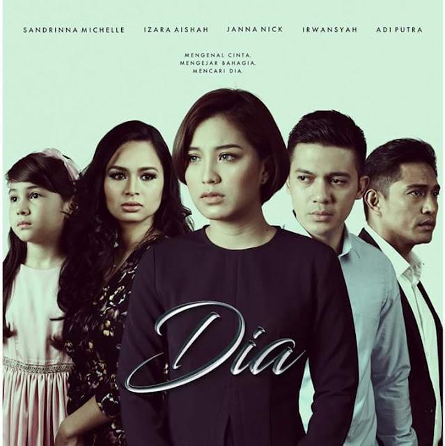 Lirik Lagu Dia Dayang Nurfaizah OST Drama Dia TV3