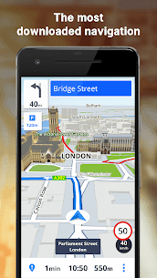 Sygic GPS Navigation & Maps v18.4.2 [Final] [Unlocked] MOD APK
