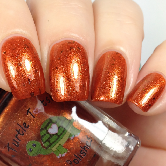 Turtle Tootsie Polishes-Beautiful Sunset