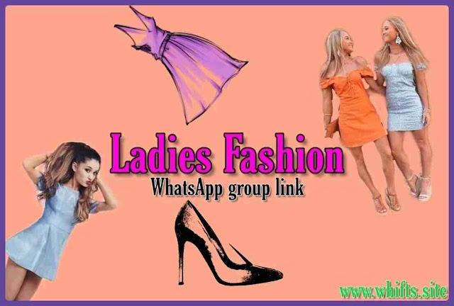 ladies fashion whatsapp group link {2020}