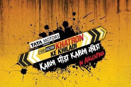 Khatron Ke Khiladi 7 Hindi 07 Feb 2016