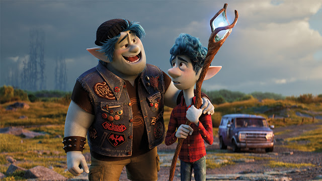 Tom Holland Chris Pratt Dan Scanlon | Disney Pixar Onward