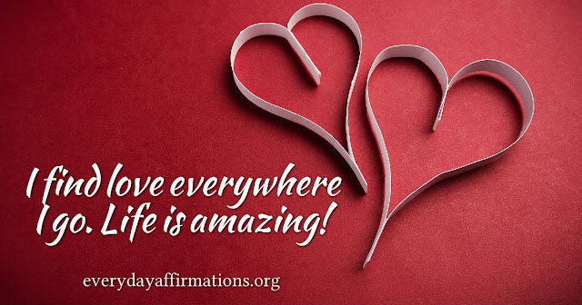 Affirmations for Love, Affirmations for Relationships, Daily Affirmations