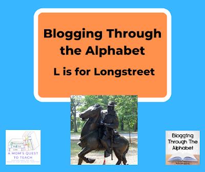 photo of Longstreet statue at Gettysburg