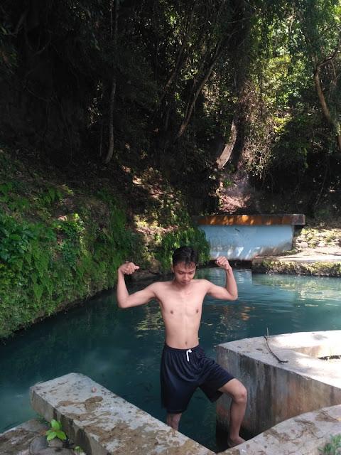 Wisata Pemandian Air Clereng, Air Alami Pegunungan Menoreh