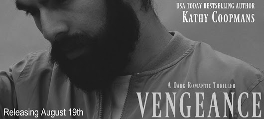 Cover Reveal: Vengeance by Kathy Coopmans