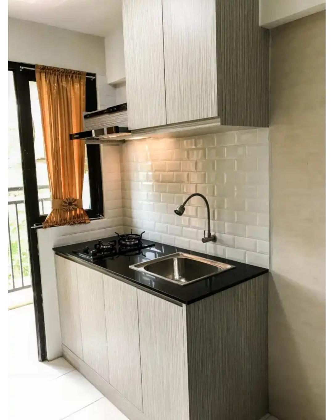 4 Model Kitchen Set Minimalis Favorit 2020 Dian Restu Agustina