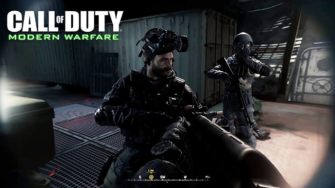Comprar Call of Duty: Modern Warfare Black Friday